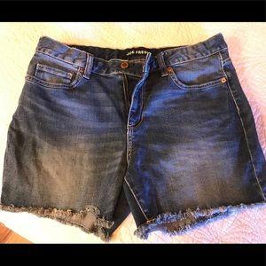 "Joe Fresh 4"" Cutoff Jean Shorts"